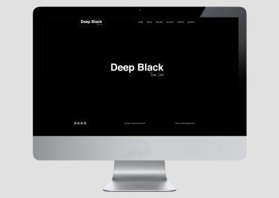 Web Deep Black Label