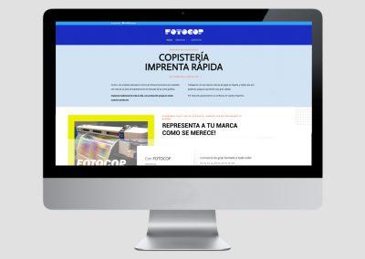 Web Fotocop