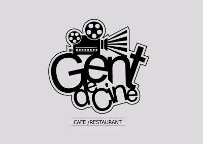 Logo gent de cine