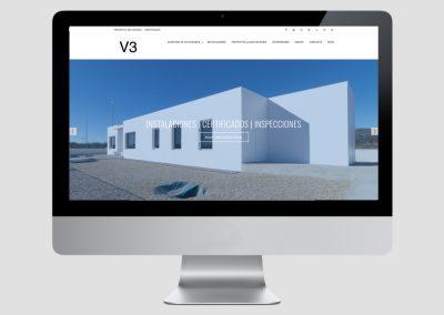 Web V3 estudio