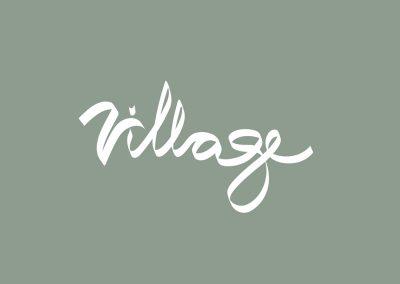 Logo Village