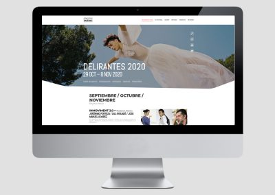 Web circuito bucles 2020