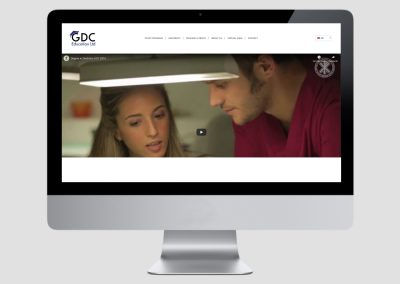 Web GDC Spain
