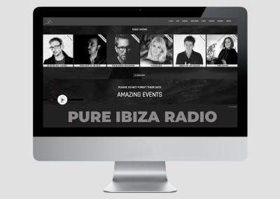 Web Pure Ibiza Radio