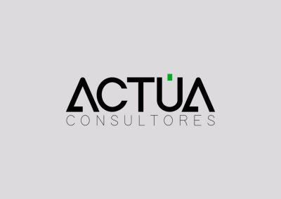 Logo Actúa Consultores